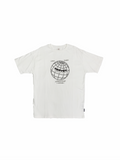 "T1009 ""Heaven"" Earth Print Tee"