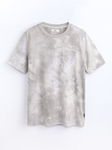 T80116  Tie-dyed Tee