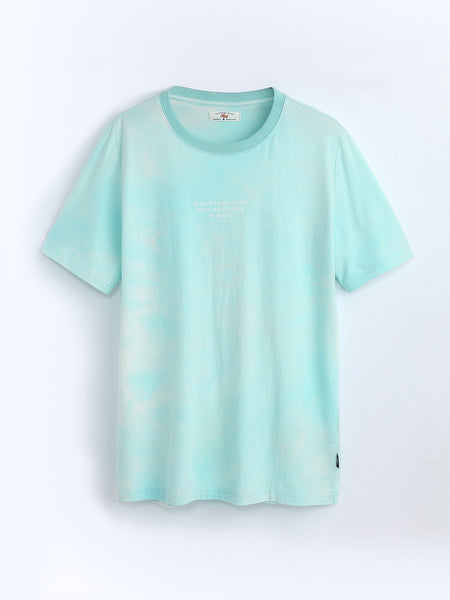 T80140  Tie-dyed Tee