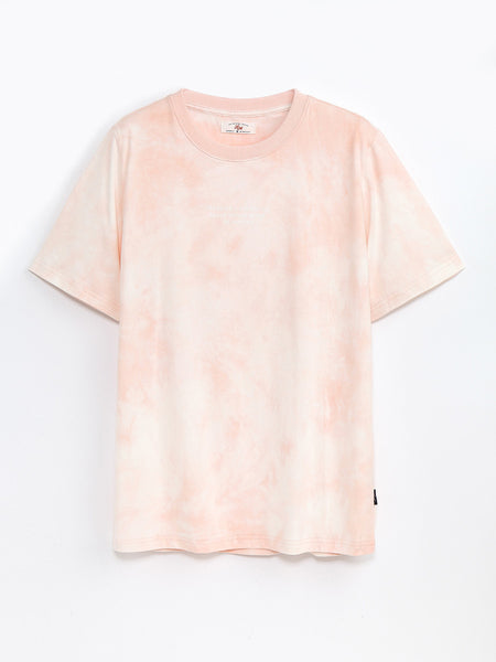 T80171  Tie-dyed Tee