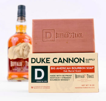 Duke Cannon: Big American Bourbon Soap