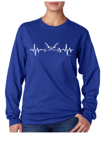 Heartbeat of Kentucky Long Sleeve Tee - EXCLUSIVE!