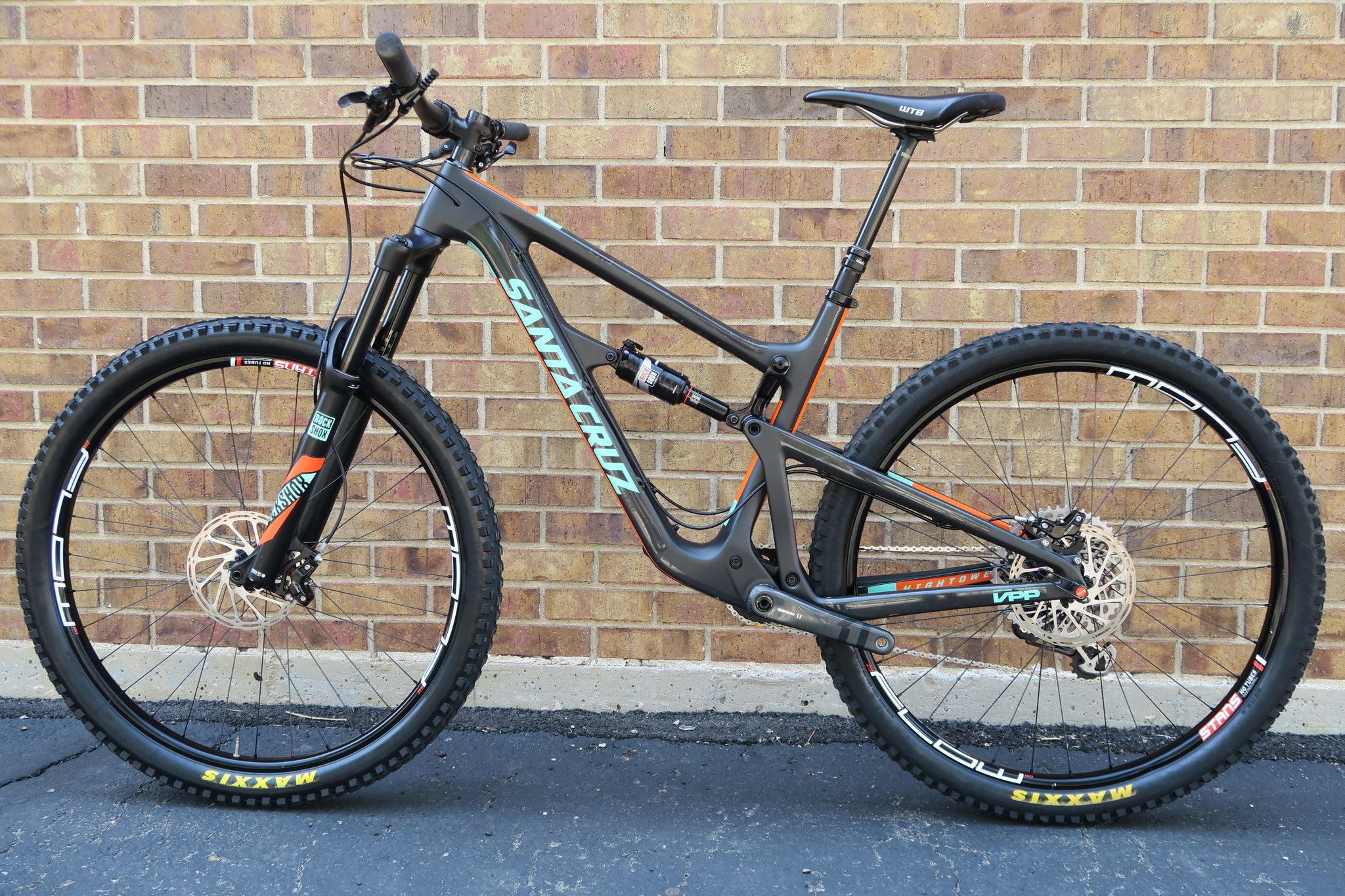 2017 SANTA CRUZ HIGHTOWER CC XO1 CARBON 29""