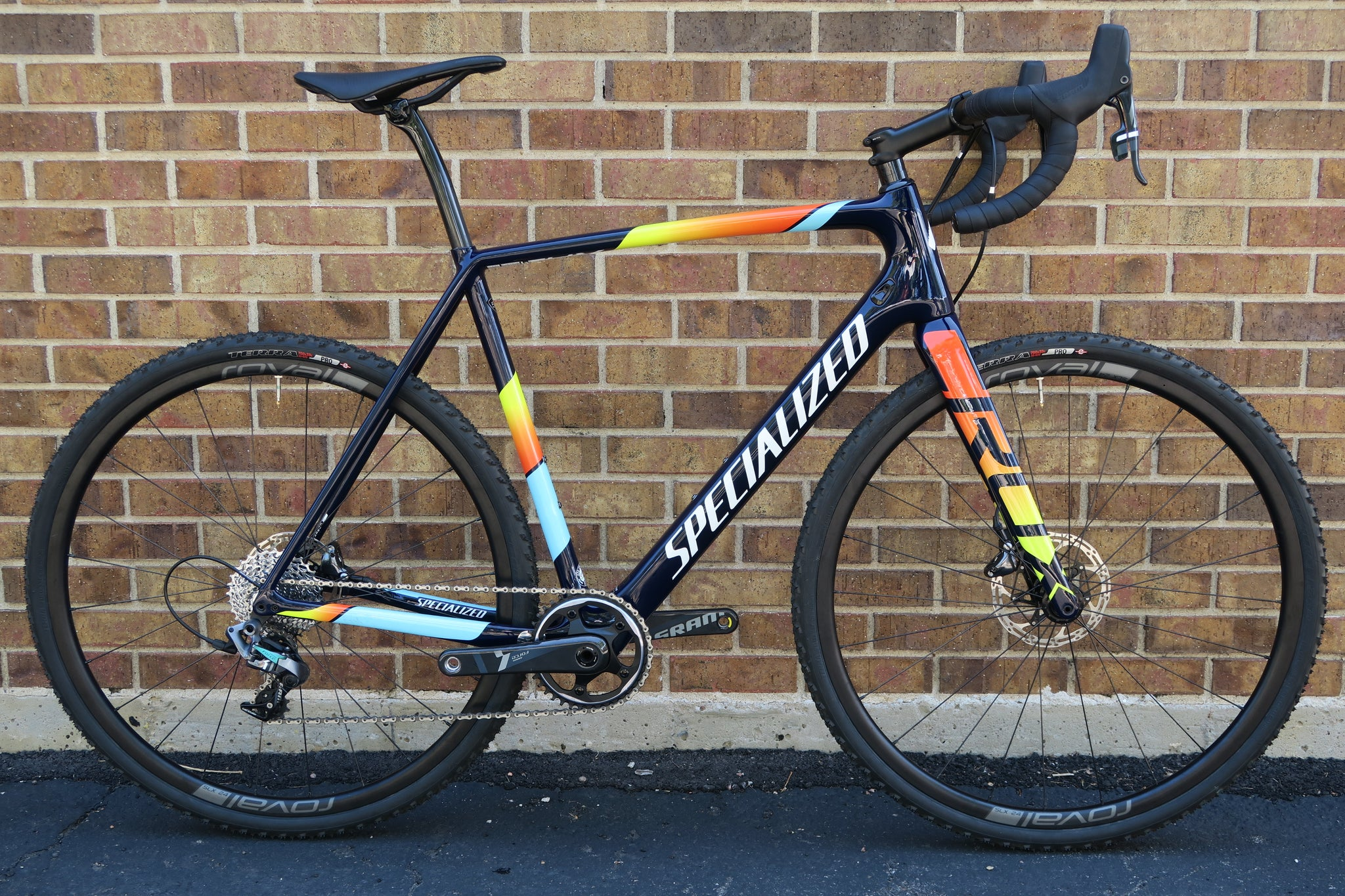 2018 SPECIALIZED CRUX EXPERT X1 CARBON