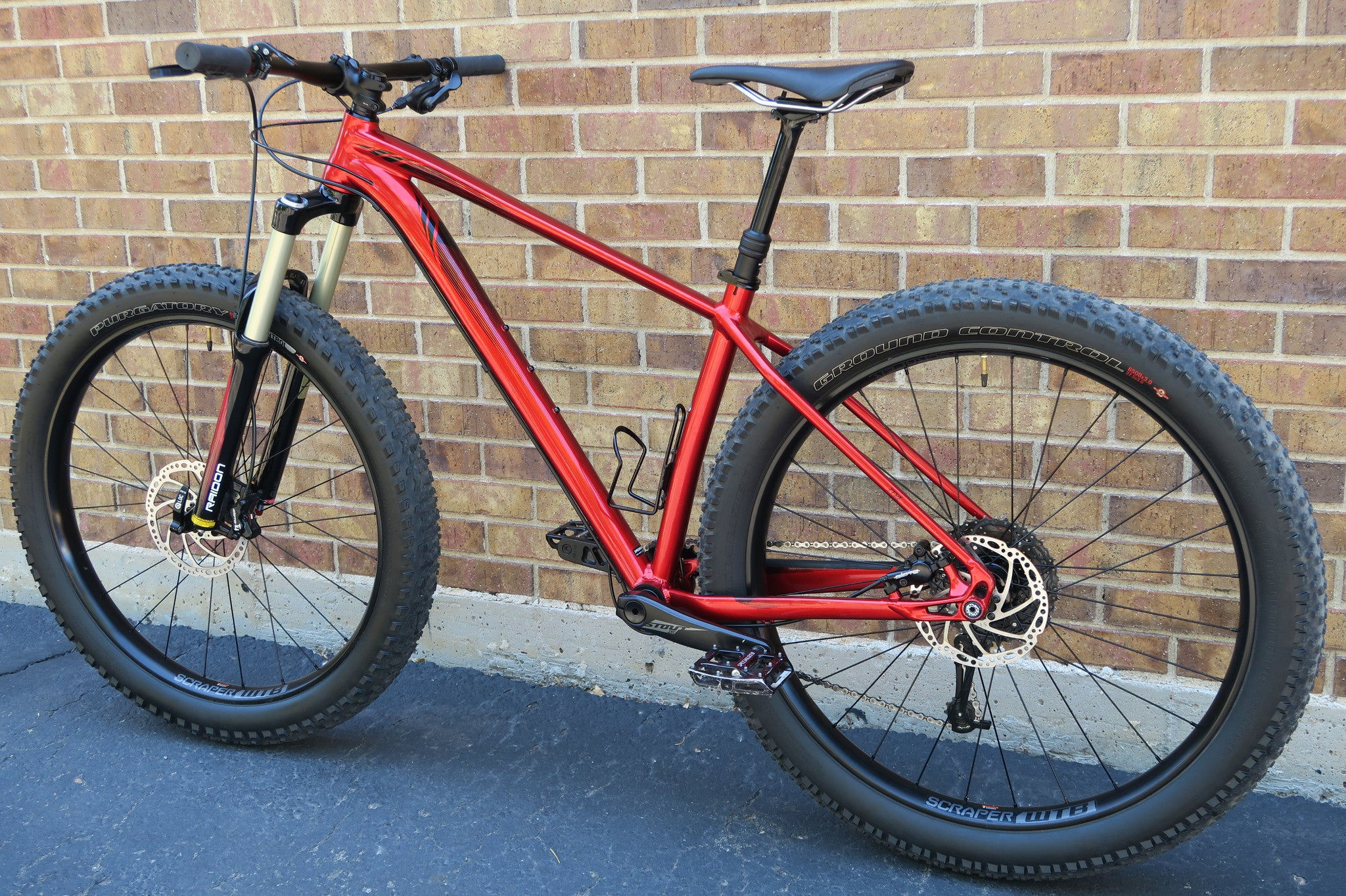2016 SPECIALIZED FUSE COMP 6FATTIE 27.5+