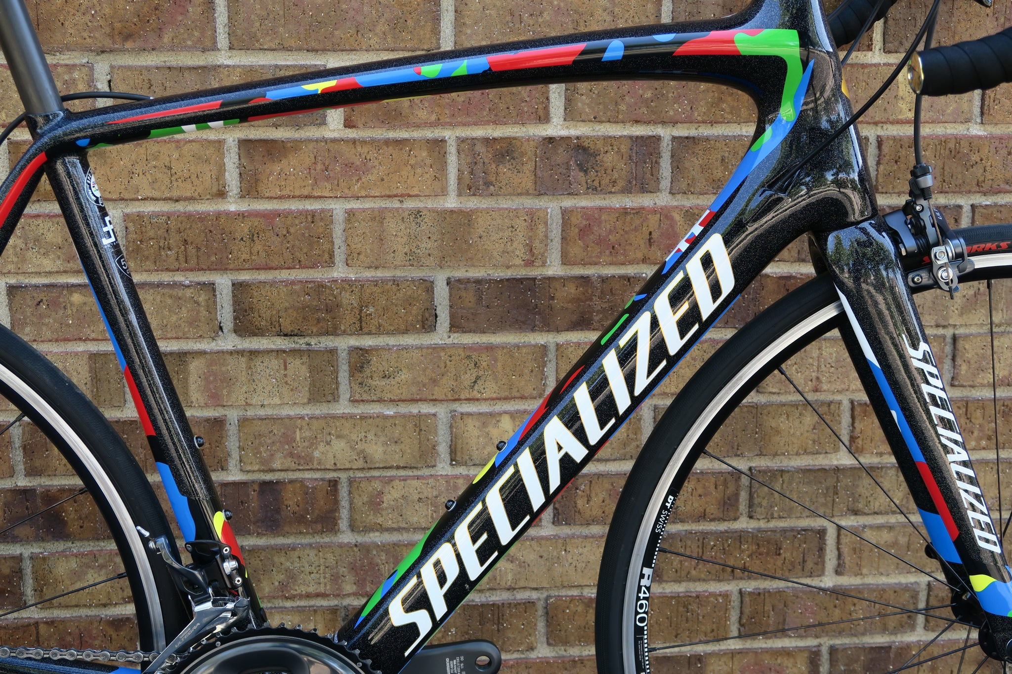 2017 SPECIALIZED TARMAC COMP SAGAN CARBON