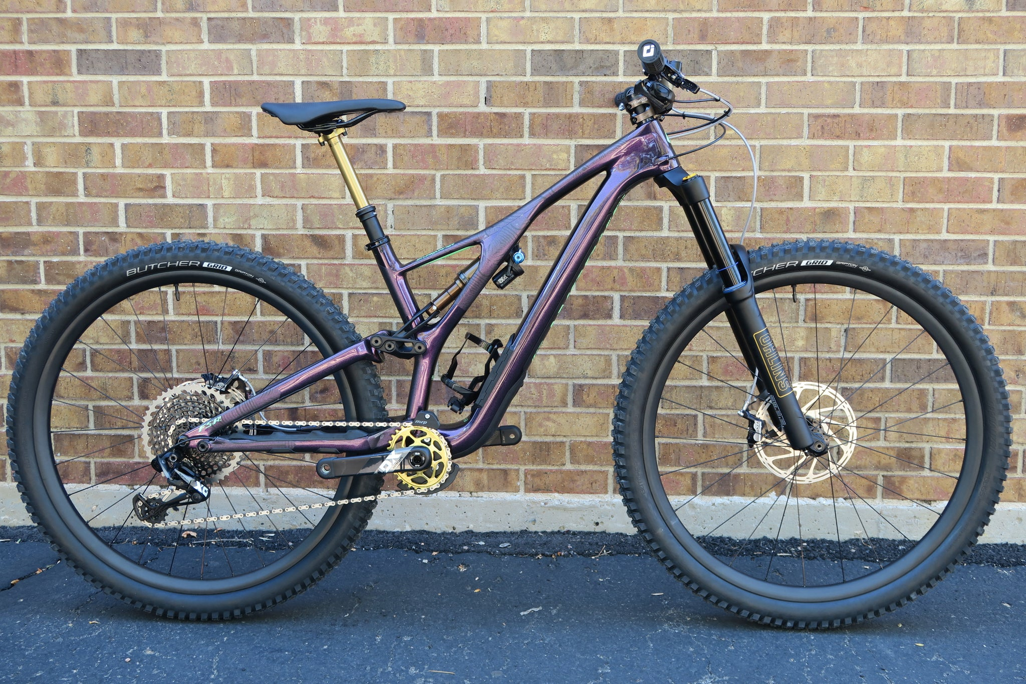 "2019 S-WORKS STUMPJUMPER 29"" CUSTOM BUILD"