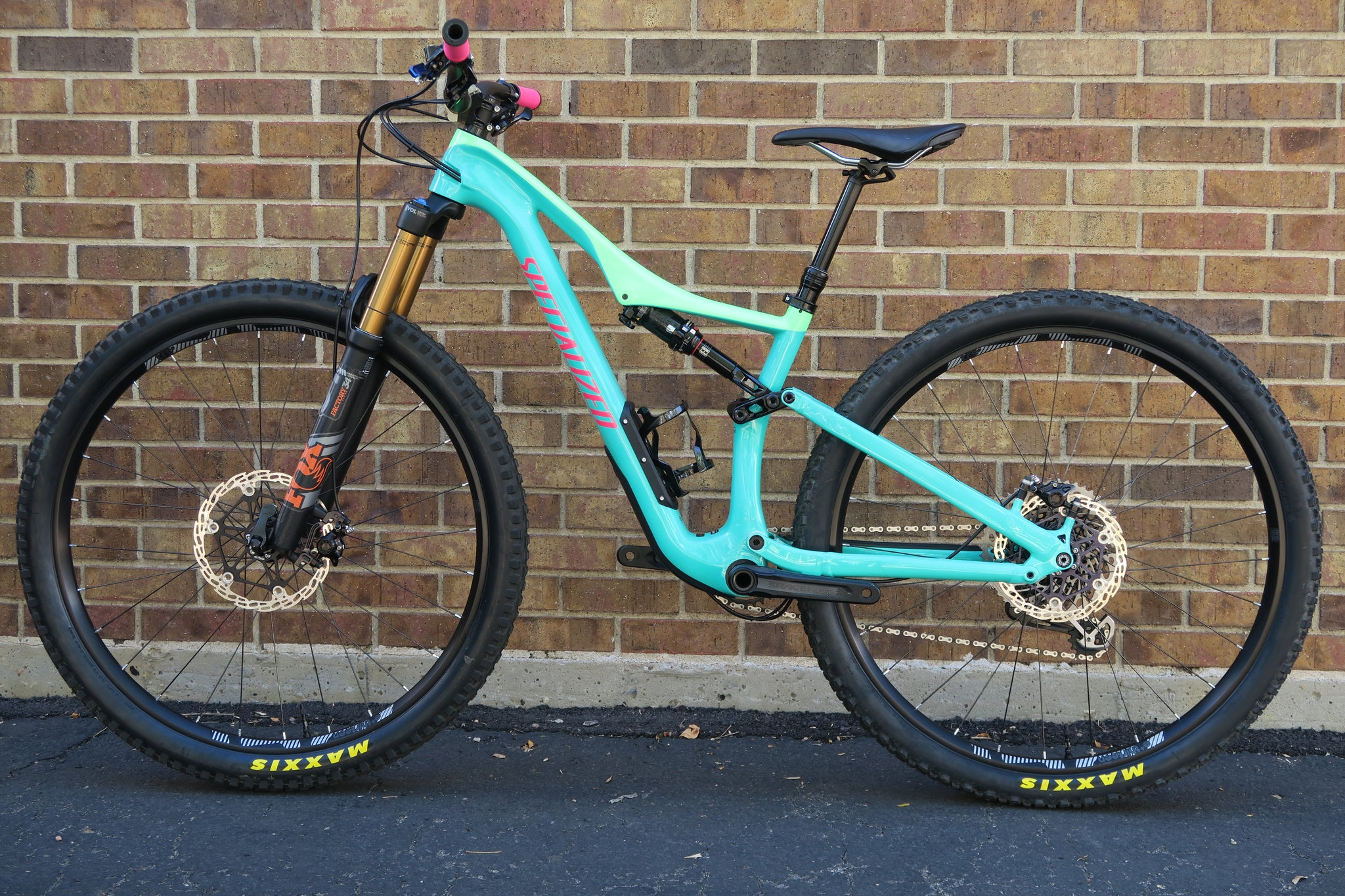 "2018 SPECIALIZED STUMPJUMPER EXPERT 29"" S"