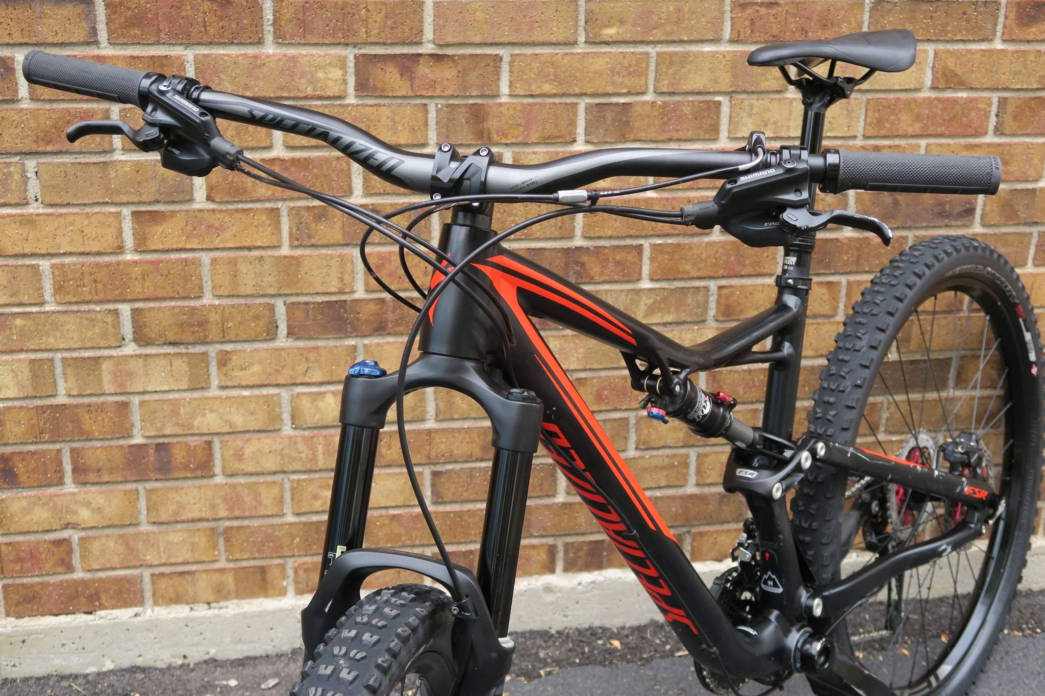 2016 SPECIALIZED STUMPJUMPER COMP 650B