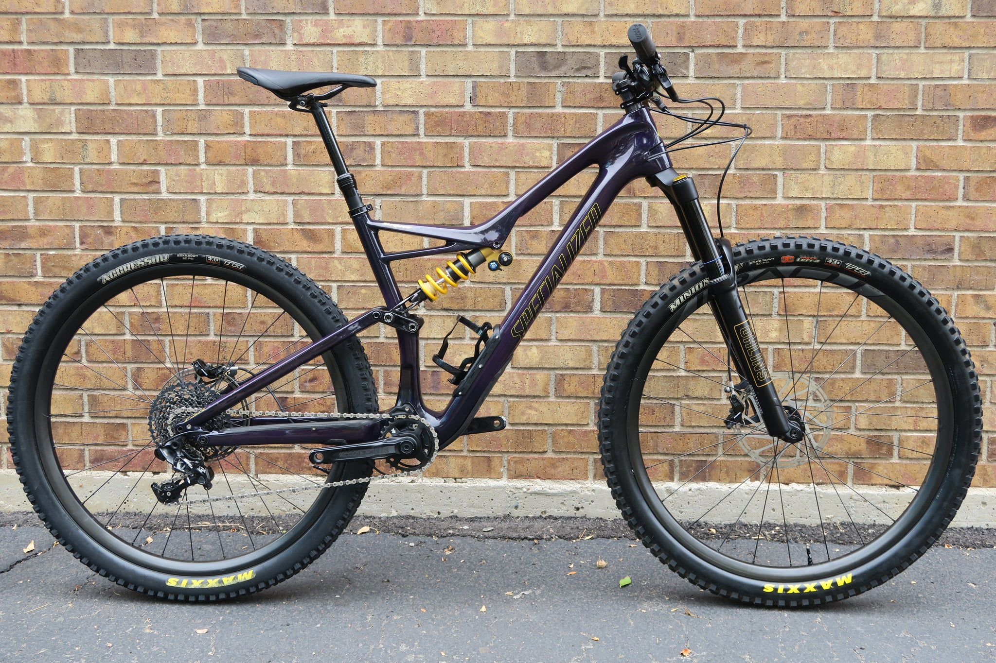 2018 SPECIALIZED STUMPJUMPER COIL CARBON 29""