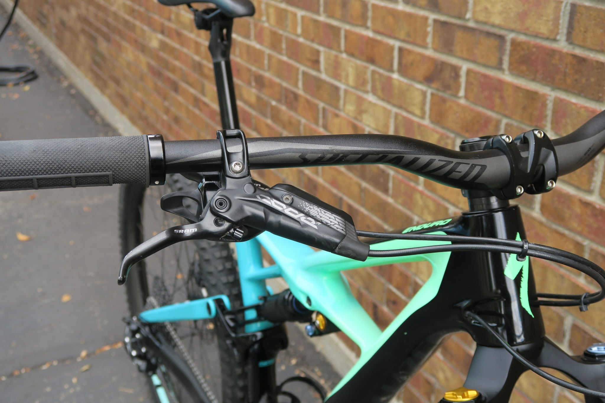 2018 SPECIALIZED ENDURO PRO CARBON 29""
