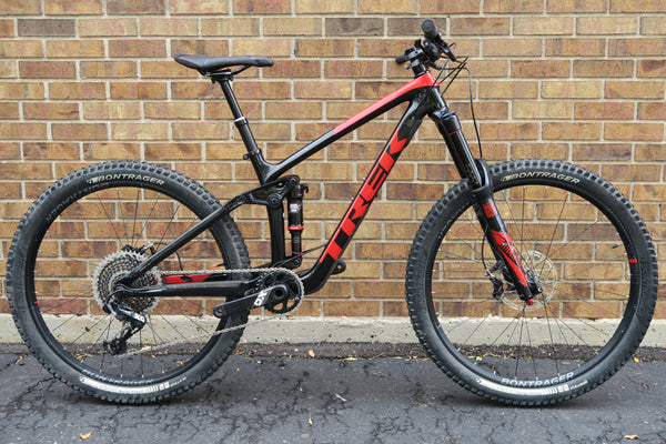 TREK REMEDY 9.9 RACE SHOP LIMITED CARBON 27.5""