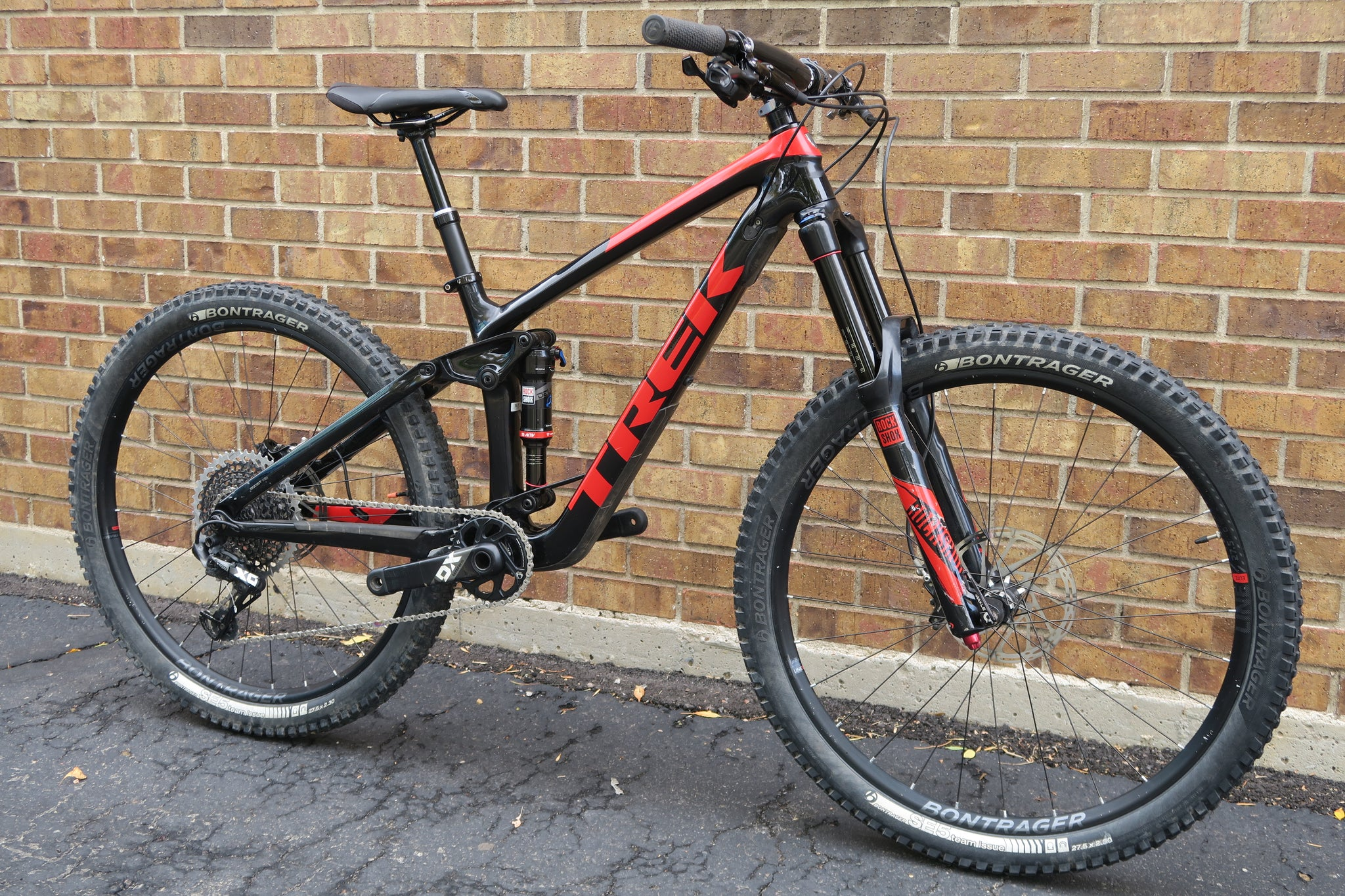 TREK REMEDY 9.9 RACE SHOP LIMITED CARBON 15.5 S