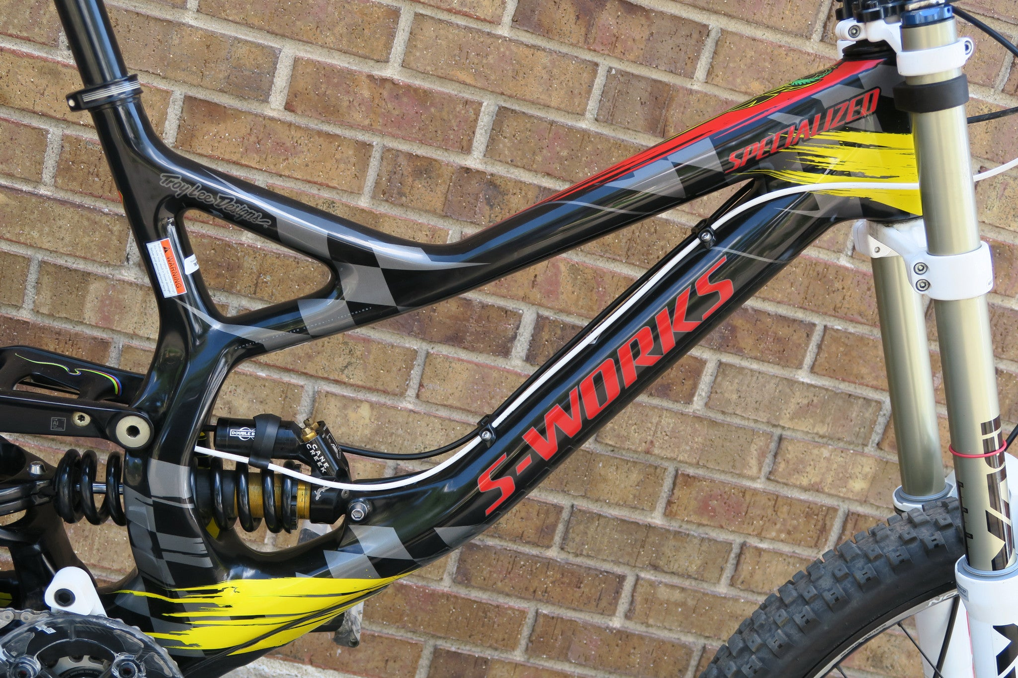 2013 S-WORKS DEMO 8 CARBON 26 TLD EDITION