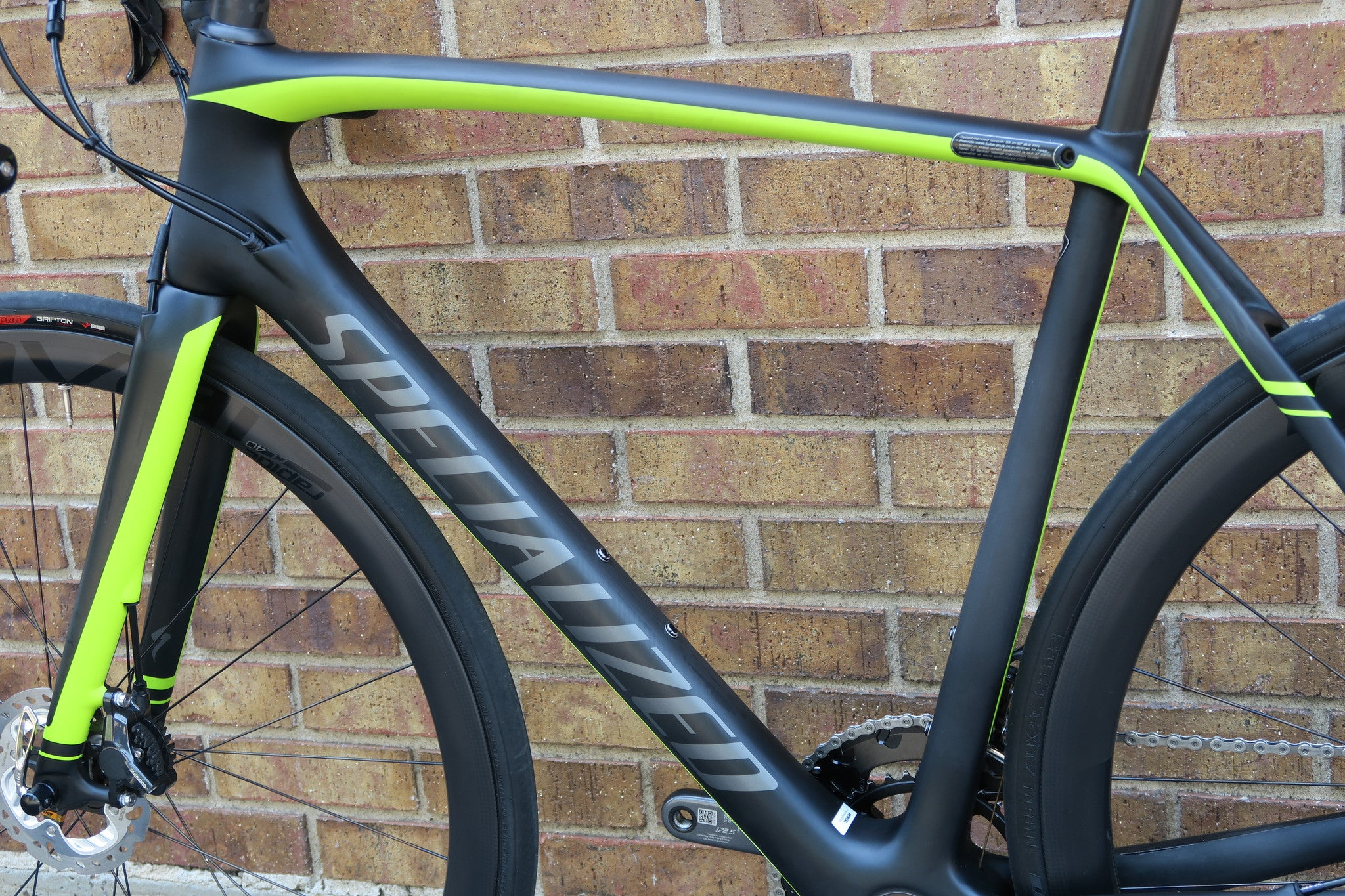 2015 SPECIALIZED TARMAC PRO DISC RACE