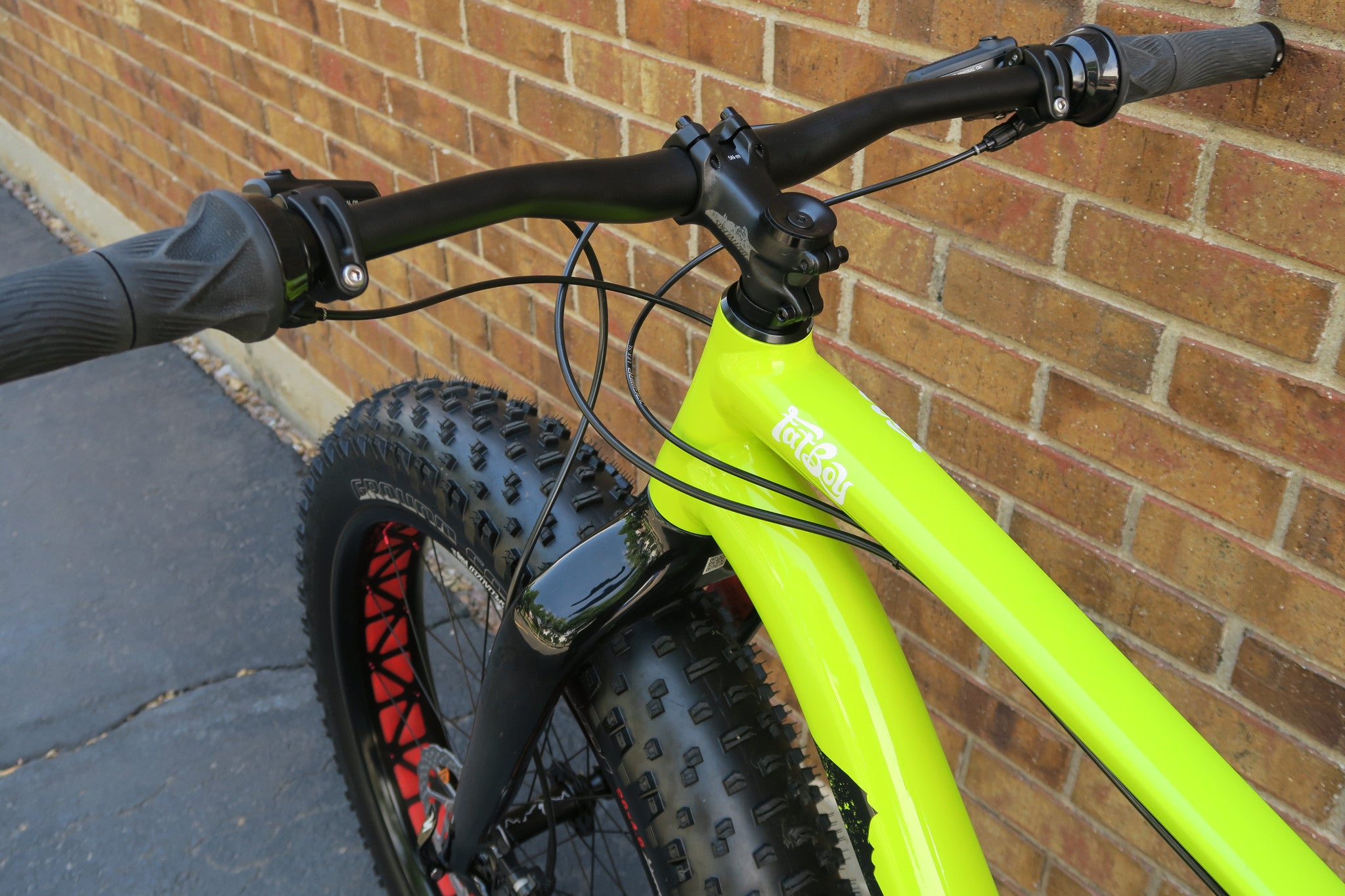 2015 SPECIALIZED FATBOY PRO / EXPERT FATBIKE