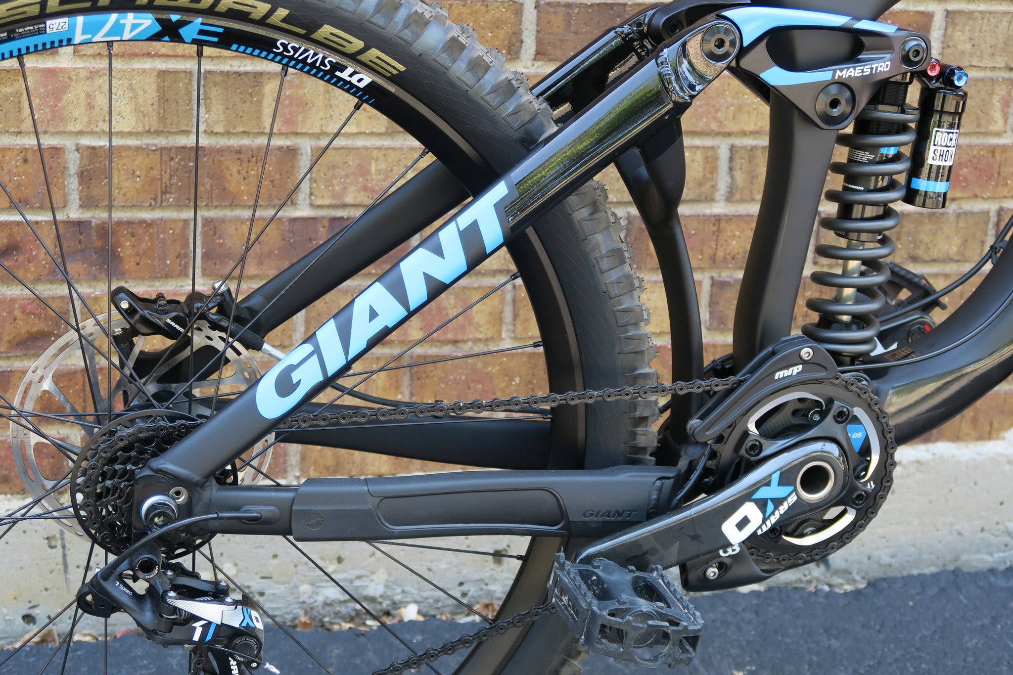 2015 GIANT GLORY 0 ADVANCED CARBON 27.5