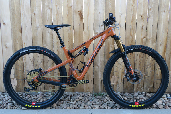2018 SANTA CRUZ TALLBOY CC CARBON XX1 CUSTOM 29""