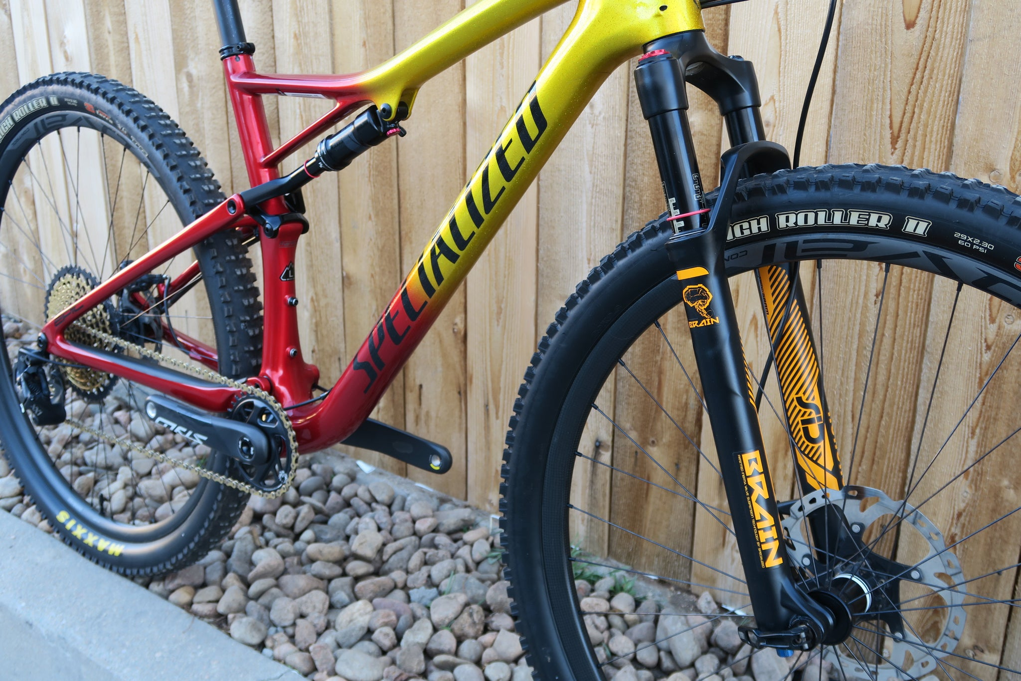 2018 SPECIALIZED EPIC EXPERT CARBON 29""