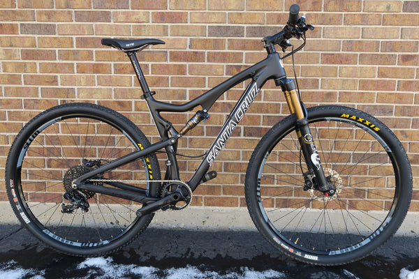 2014 SANTA CRUZ TALLBOY CARBON CC