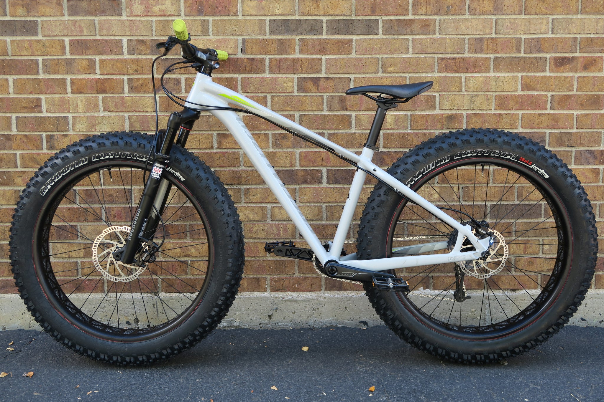 2016 SPECIALIZED FATBOY TRAIL FATBIKE