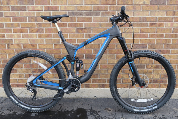 2015 MARIN ATTACK TRAIL CARBON CXT-9