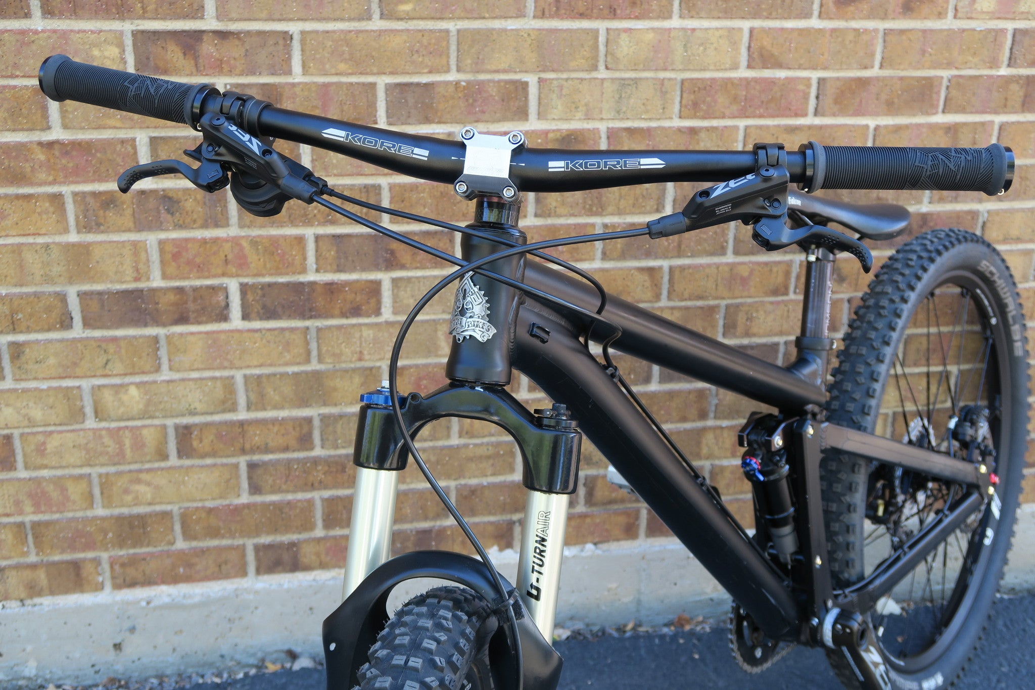 2014 BLKMRKT KILLSWITCH 4X, DIRT JUMPER