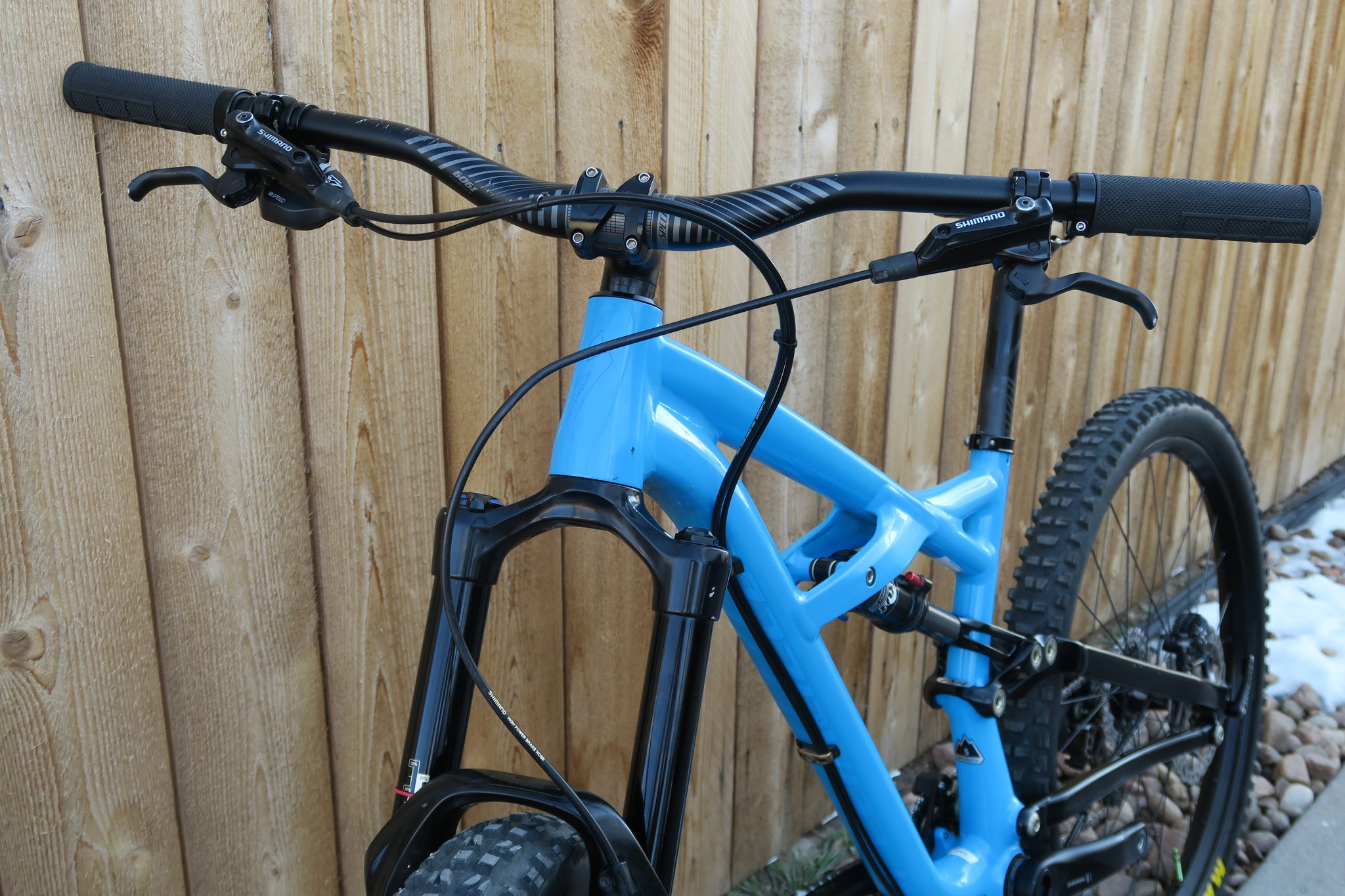 2015 SPECIALIZED ENDURO COMP 650B 27.5""