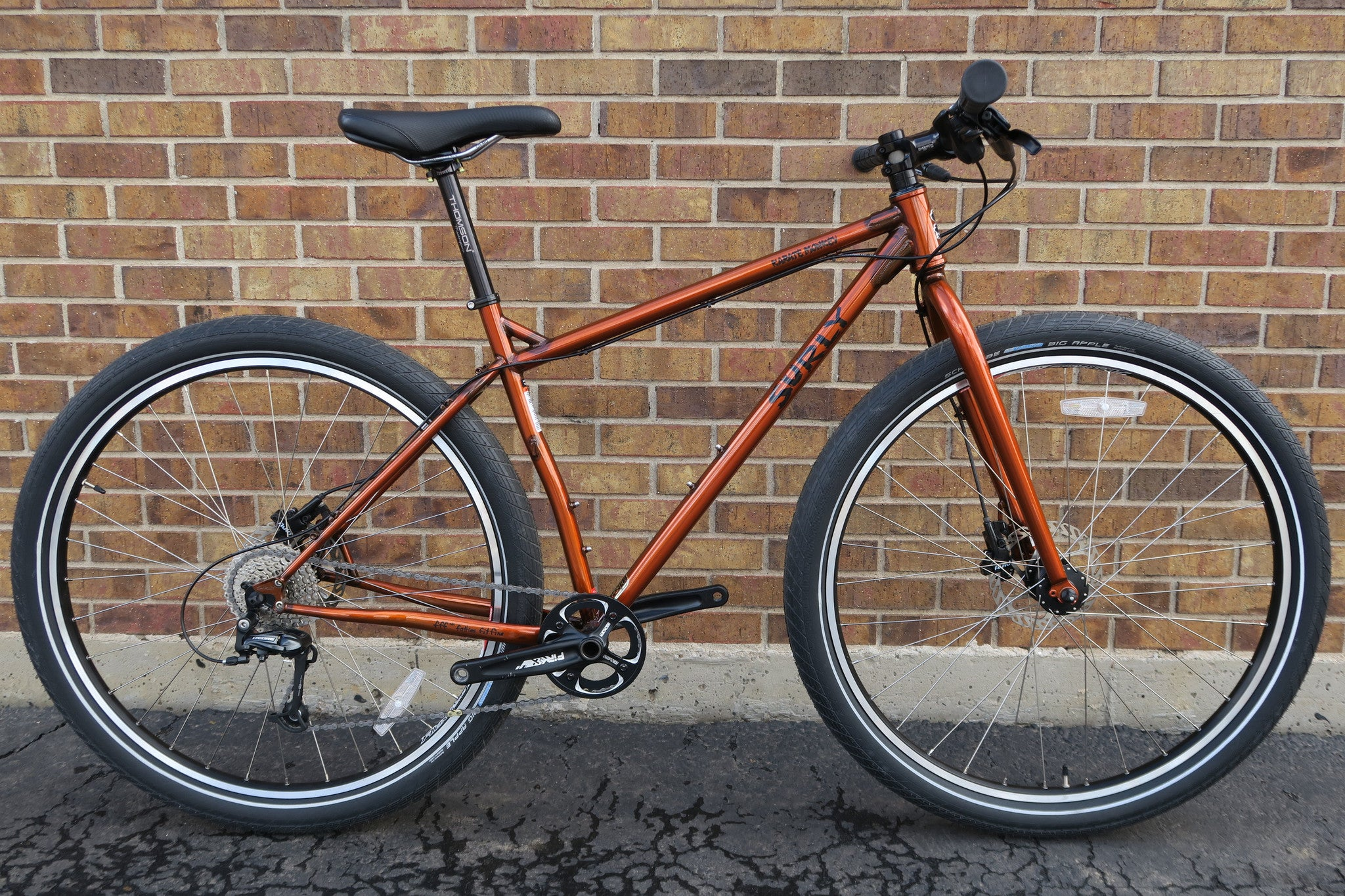 2015 SURLY KARATE MONKEY