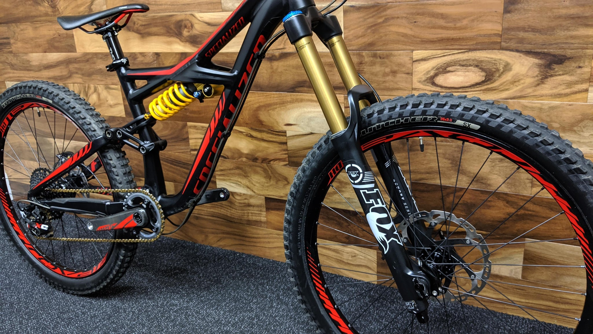 2014 SPECIALIZED ENDURO EXPERT EVO 26""