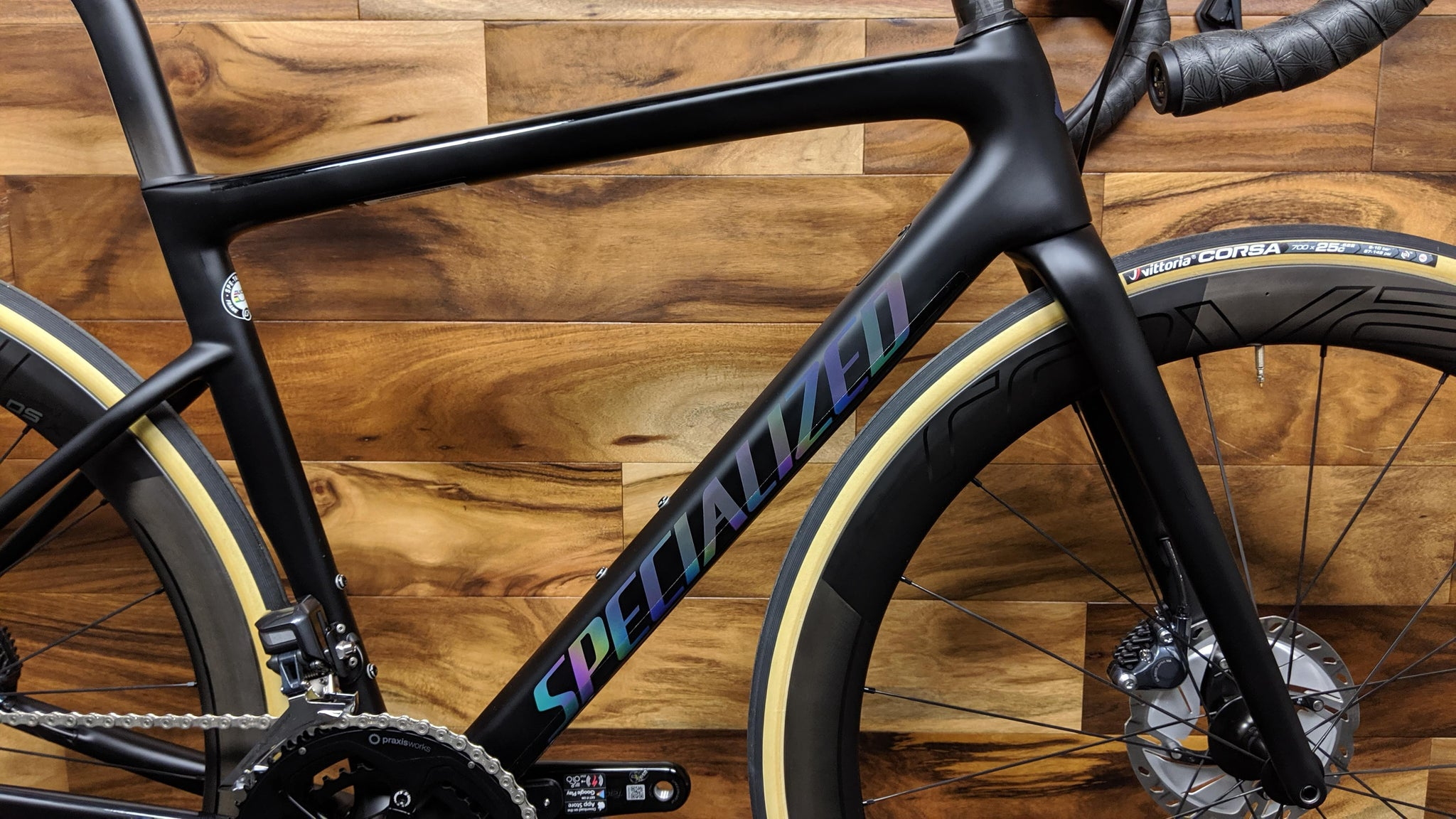 2019 SPECIALIZED TARMAC PRO SL6 DISC CARBON