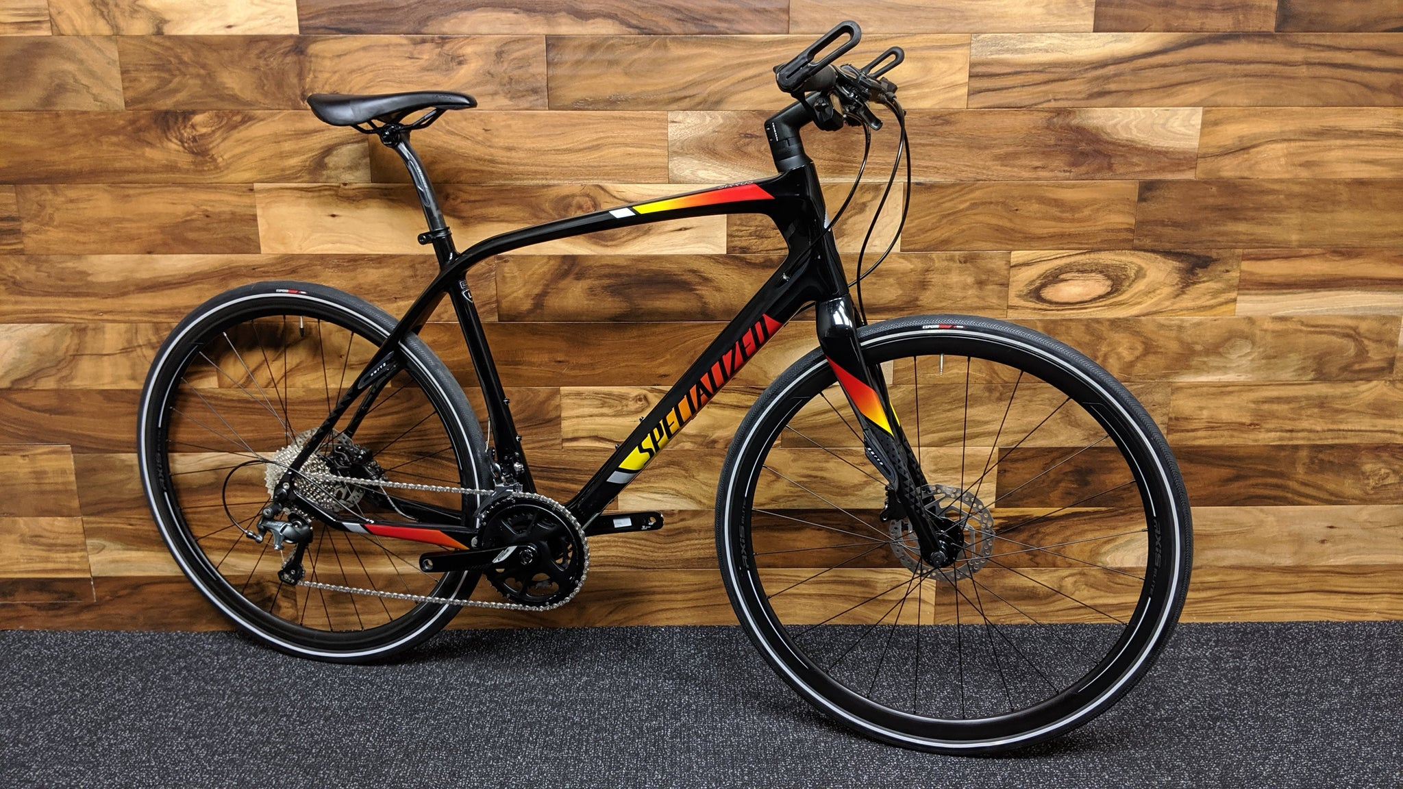 2017 SPECIALIZED SIRRUS COMP CARBON