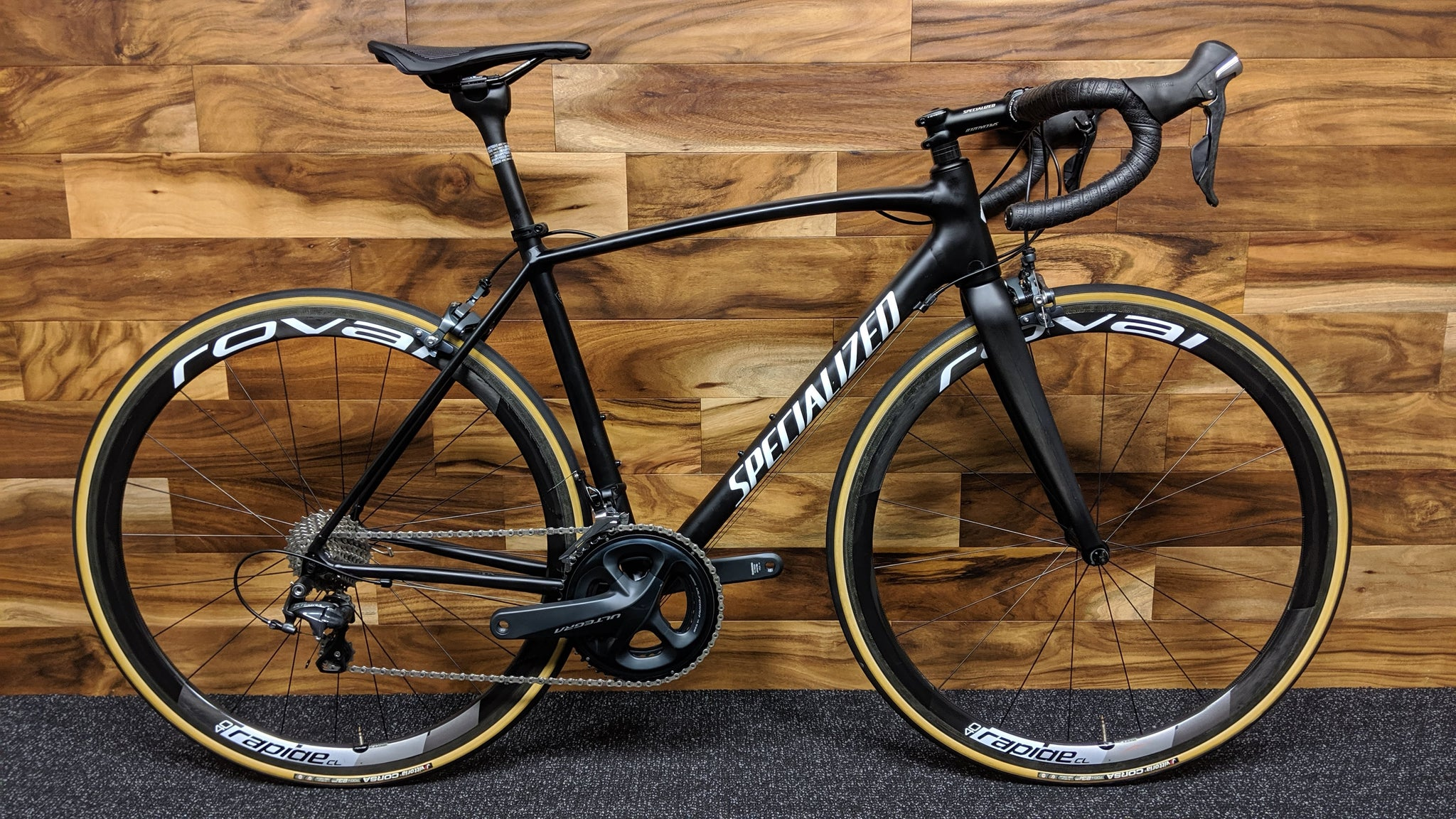 2015 SPECIALIZED ALLEZ COMP RACE ULTEGRA