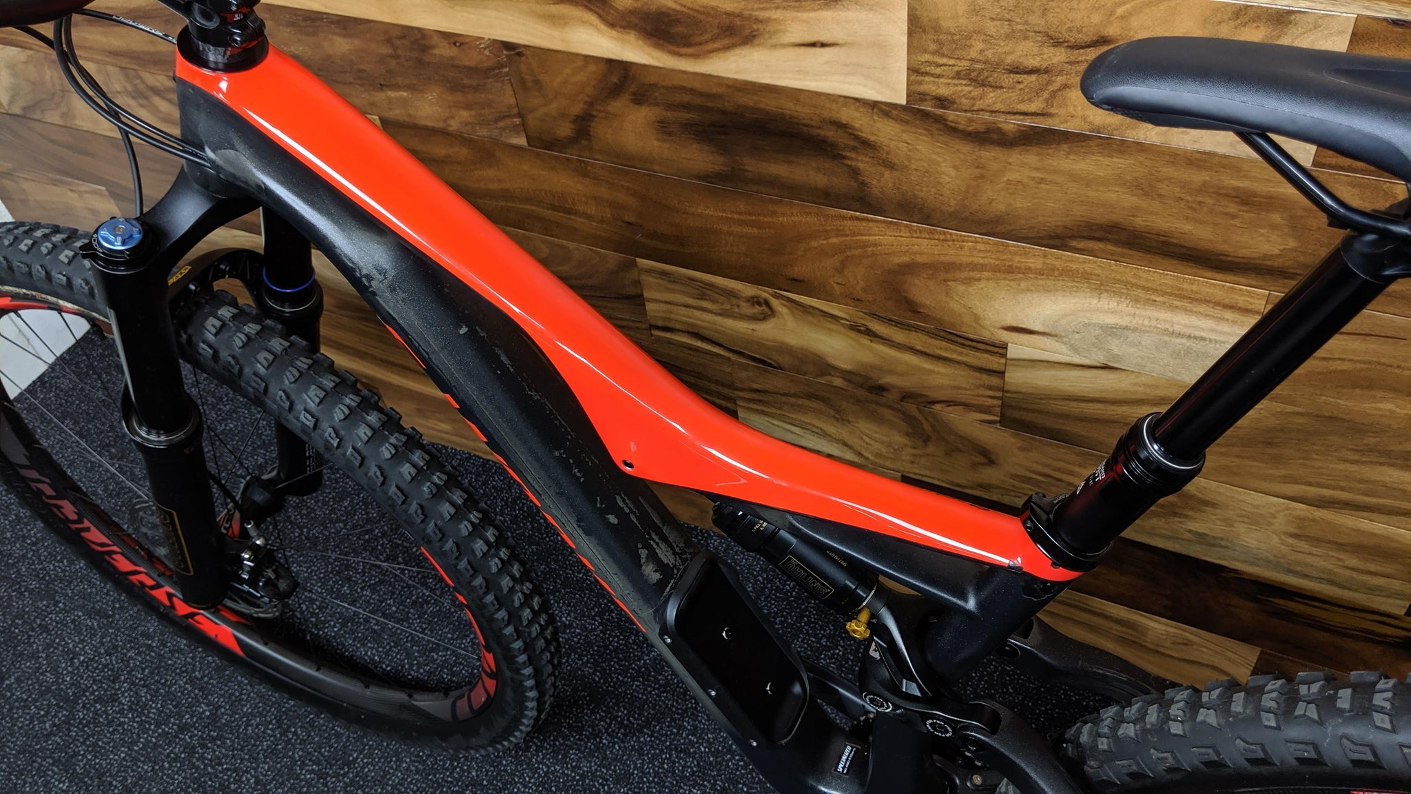 2017 S-WORKS STUMPJUMPER FSR CARBON 29""