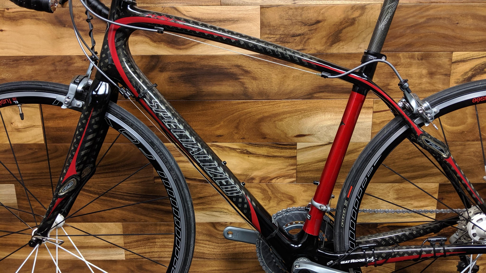 2010 SPECIALIZED RUBY EXPERT CARBON