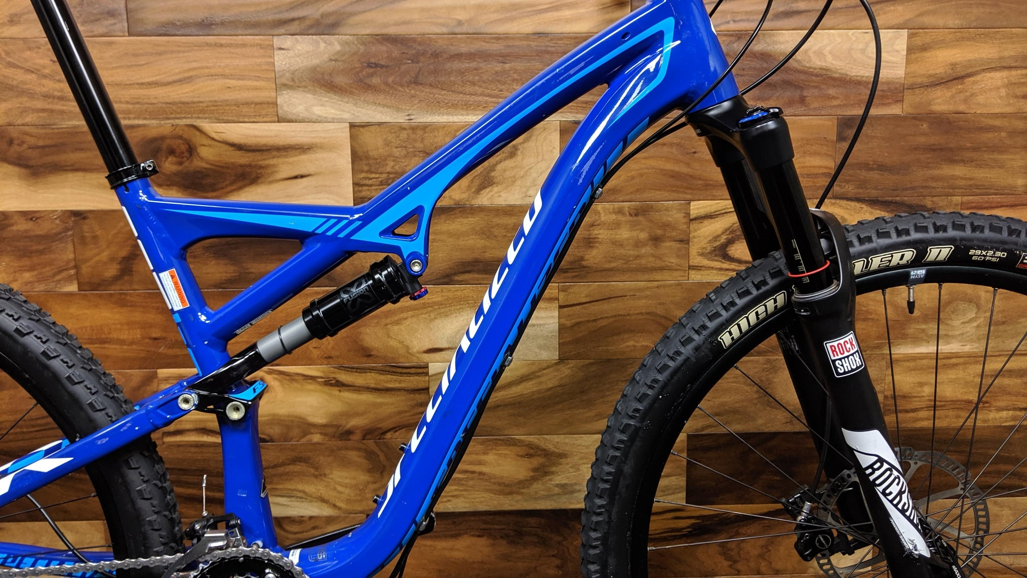 2015 SPECIALIZED CAMBER 29""