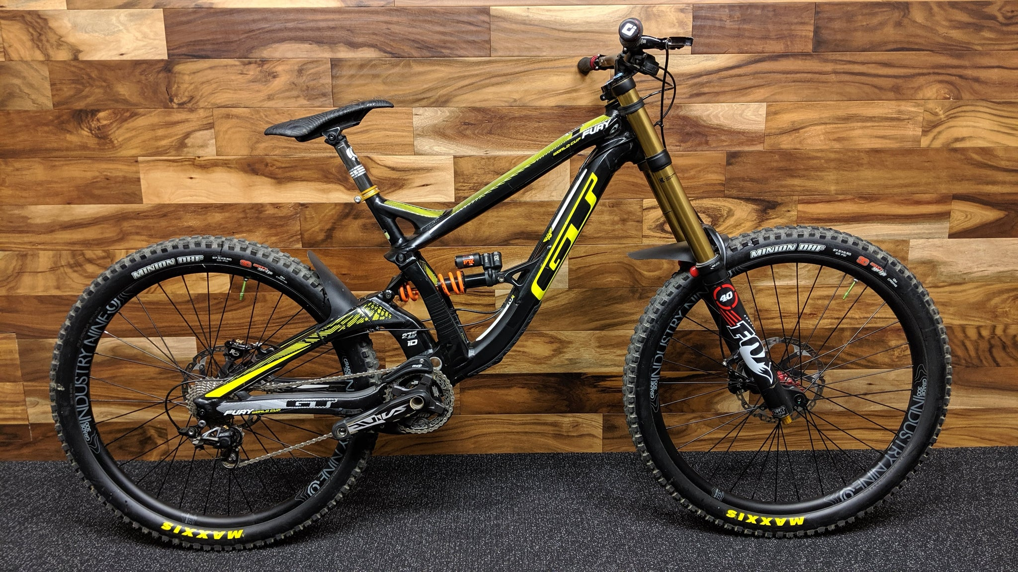 2015 GT FURY WORLD CUP ALUMINUM 27.5""