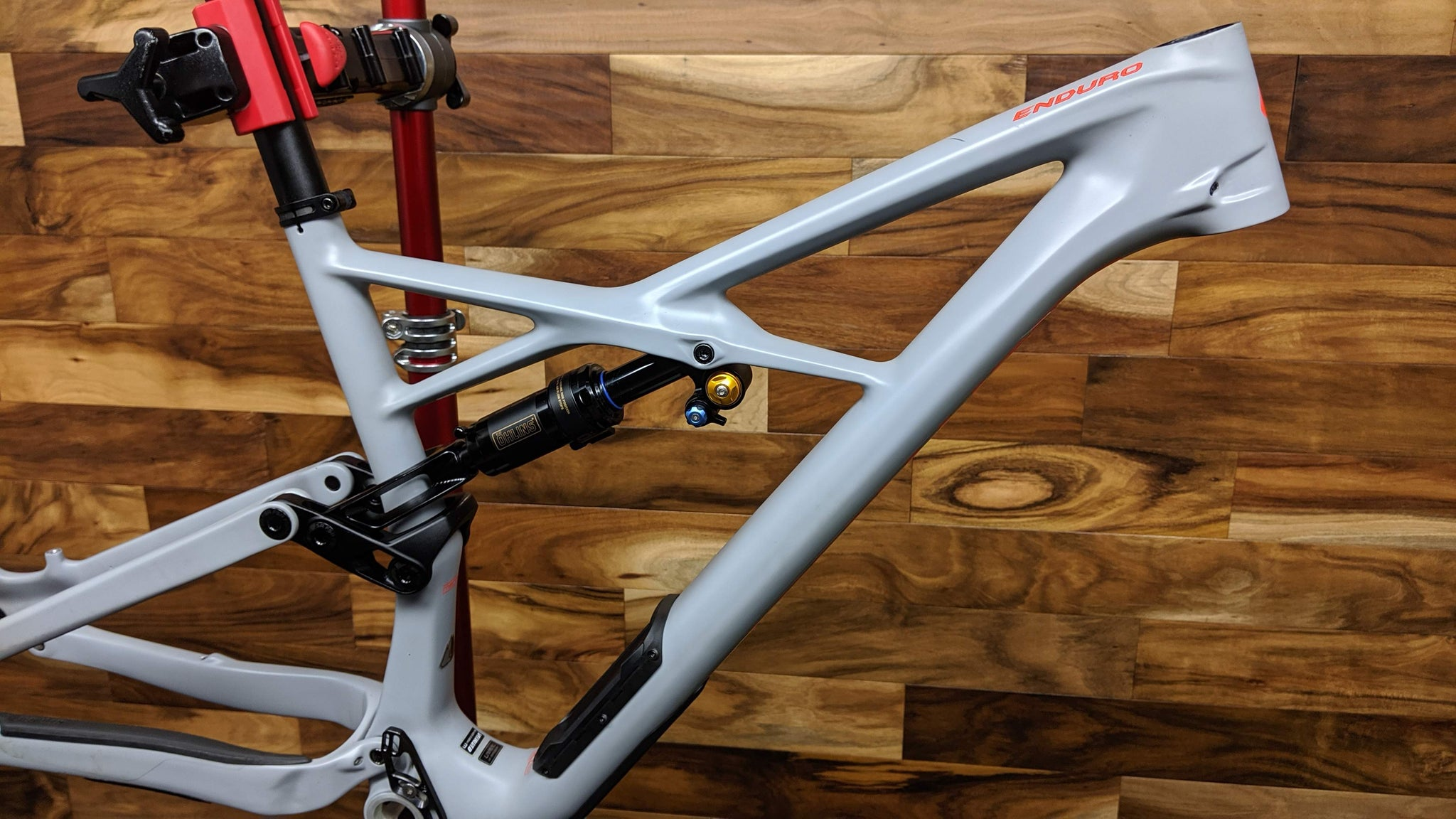 2018 SPECIALIZED ENDURO CARBON FRAME 29""