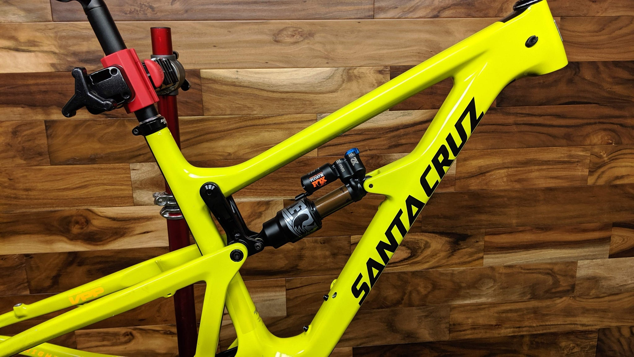 2018 SANTA CRUZ HIGHTOWER LT CC CARBON