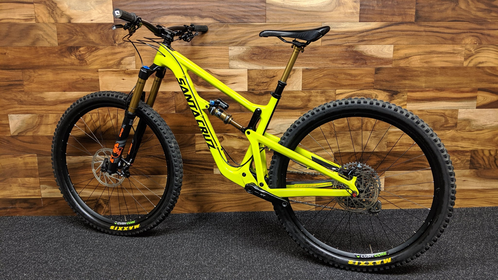 2018 SANTA CRUZ HIGHTOWER LT CARBON CC 29""