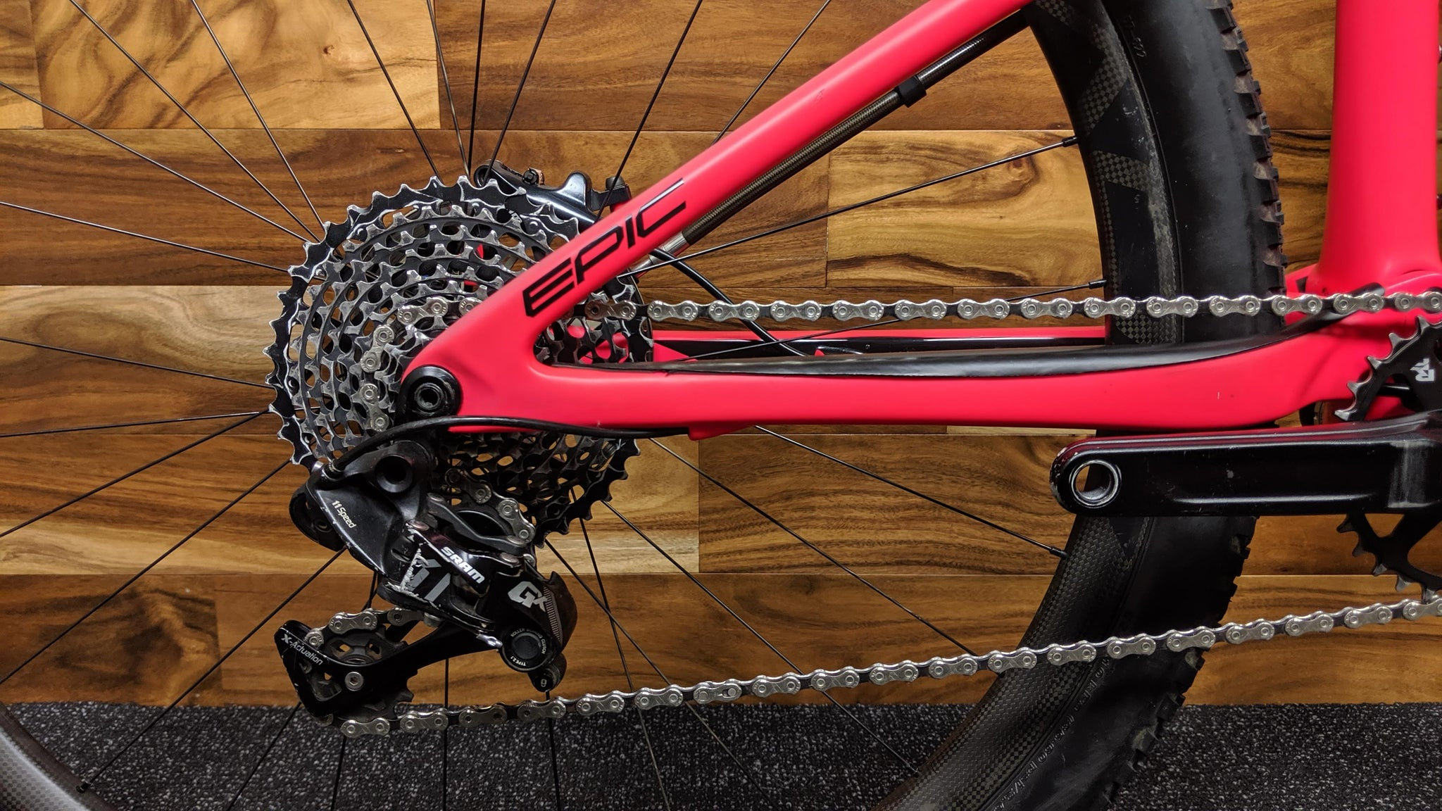 2018 SPECIALIZED EPIC CARBON COMP 29""