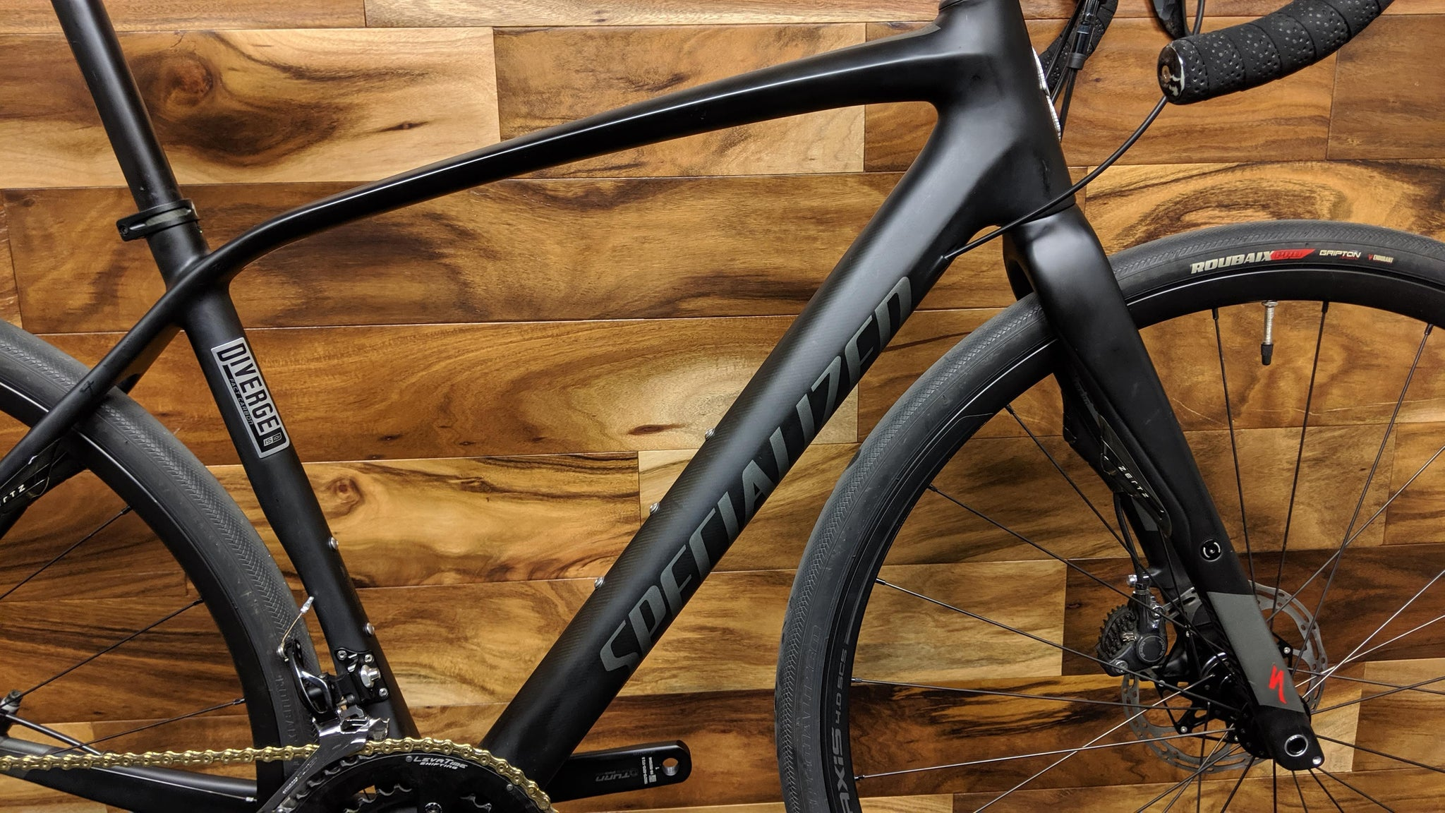 2015 SPECIALIZED DIVERGE COMP CARBON
