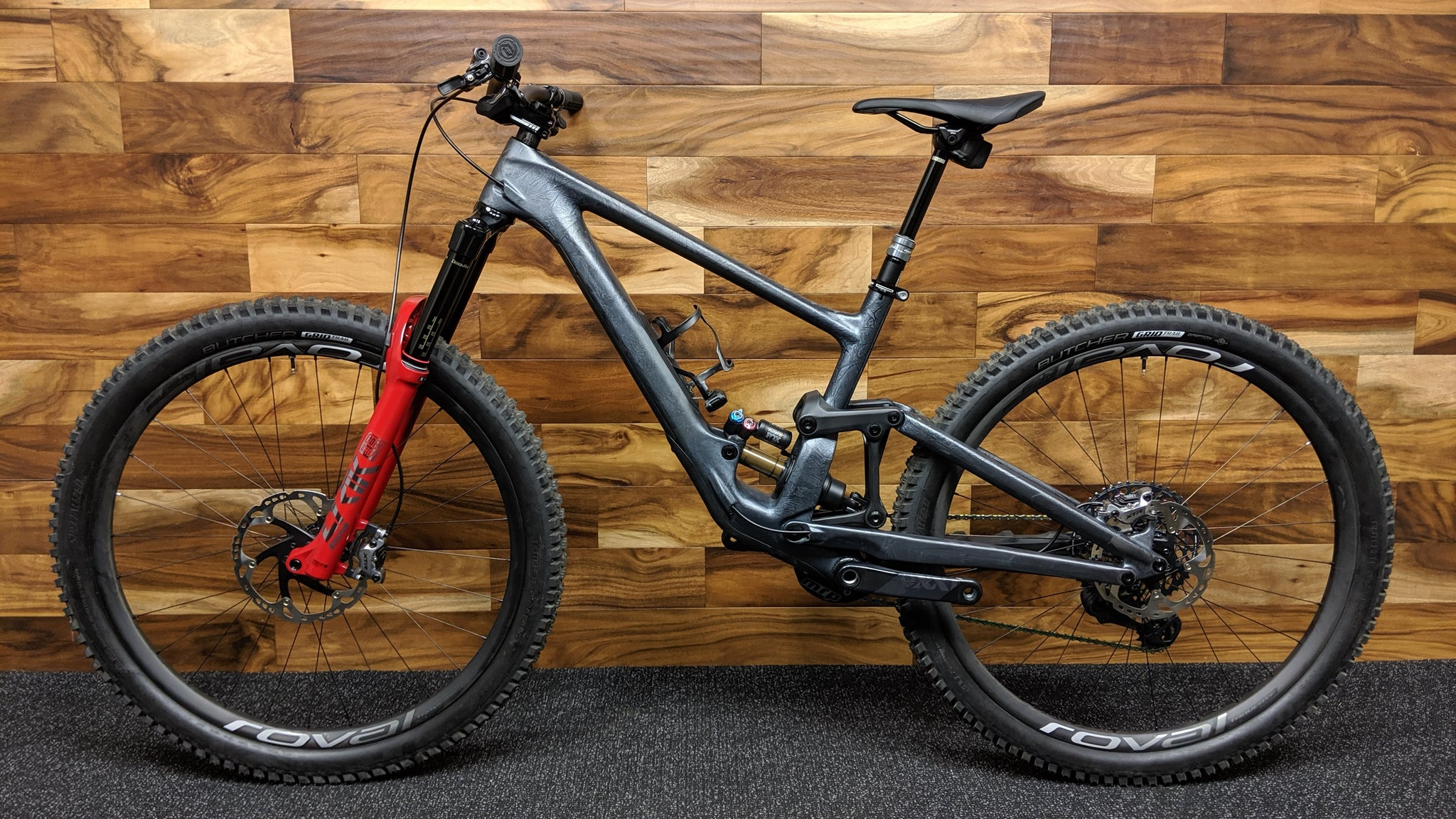 2020 S-WORKS ENDURO CARBON 29""