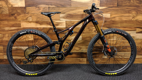 "2020 SPECIALIZED STUMPJUMPER EVO CARBON CUSTOM BUILD 29"" S2"