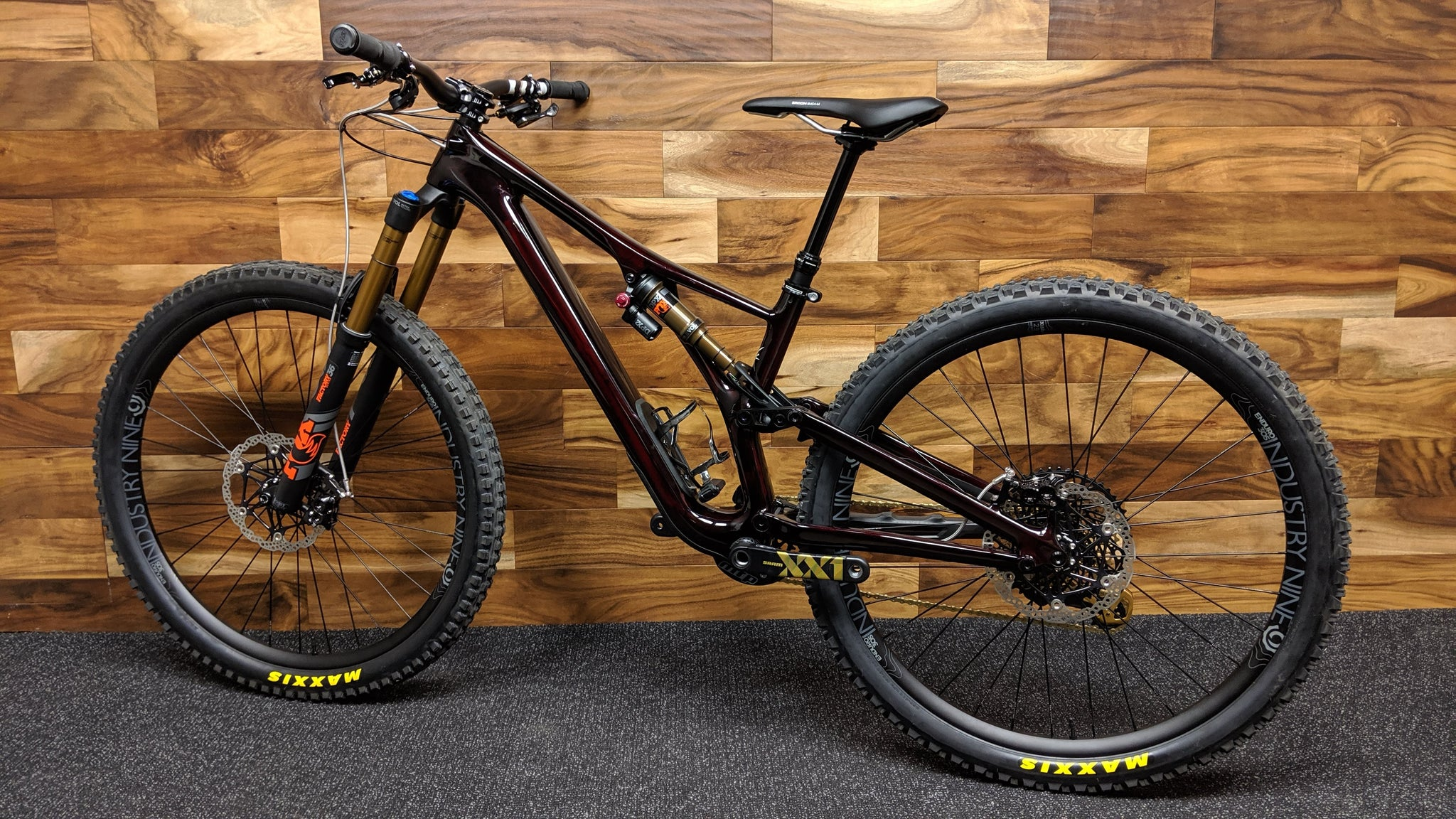 2020 SPECIALIZED STUMPJUMPER EVO CARBON CUSTOM BUILD 29""
