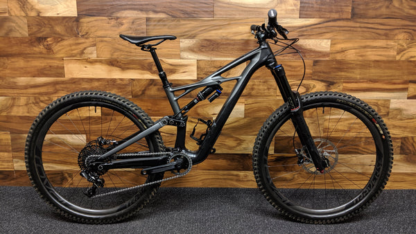 "2017 SPECIALIZED ENDURO ELITE CARBON WHEELS 27.5"" S"