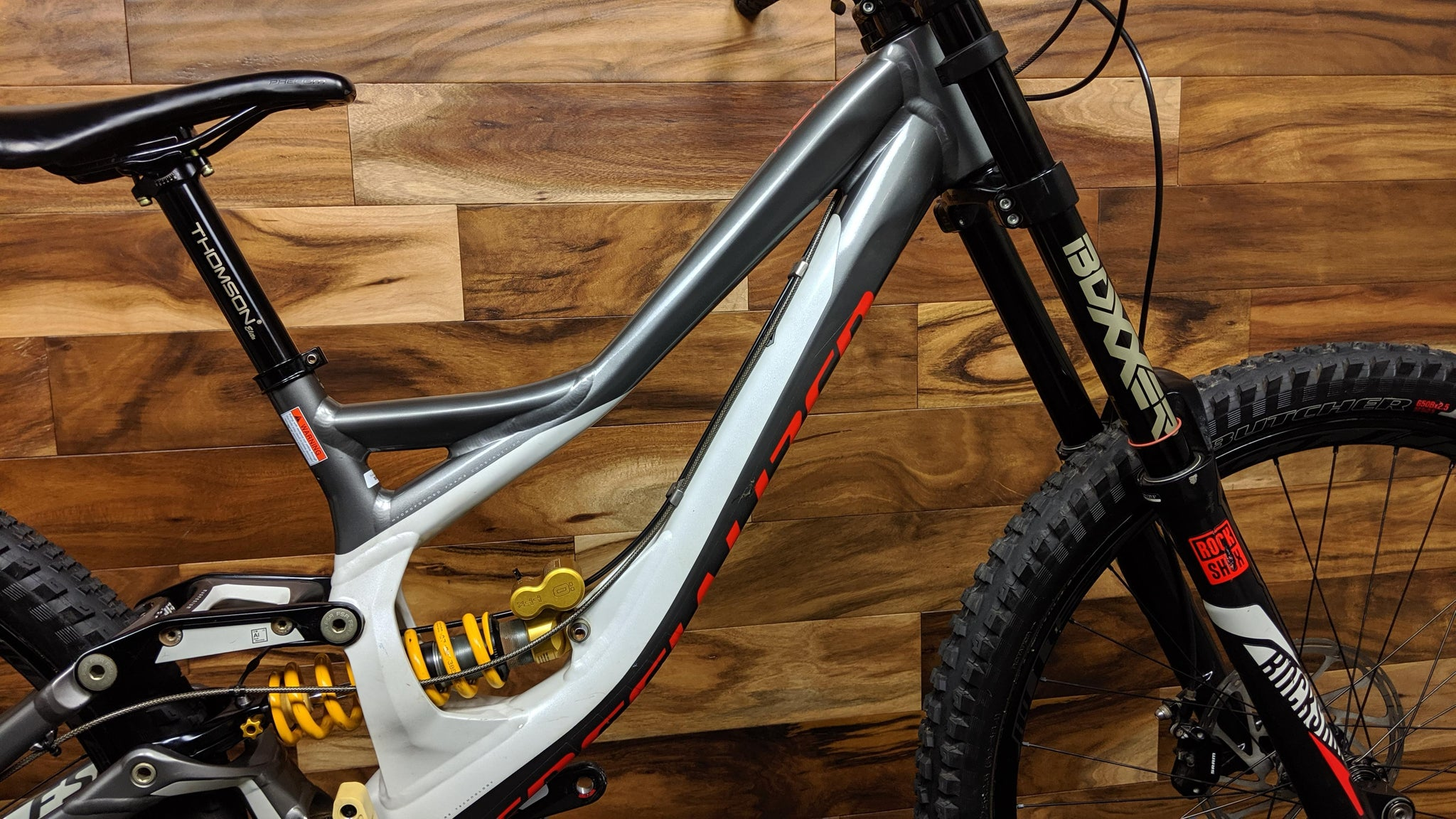 "2015 SPECIALIZED DEMO 8 II 27.5"" M"