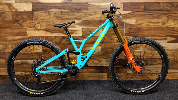 "2020 SPECIALIZED DEMO 8 RACE 29"" CUSTOM BUILD S3"