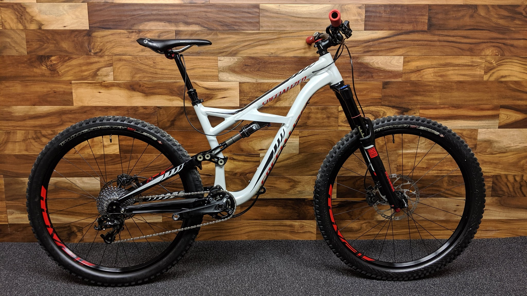 2015 SPECIALIZED ENDURO FSR COMP 650B M
