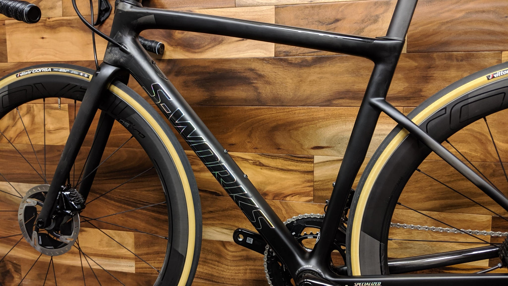 2019 S-WORKS TARMAC DISC Di2